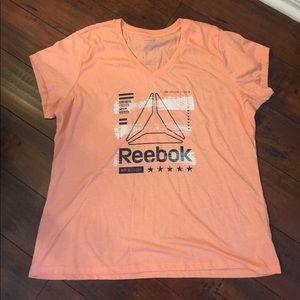 Reebok NWOT short sleeved active tee Top 2X